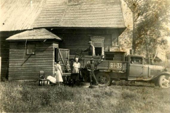 Молога.Выселение.1938-39гг