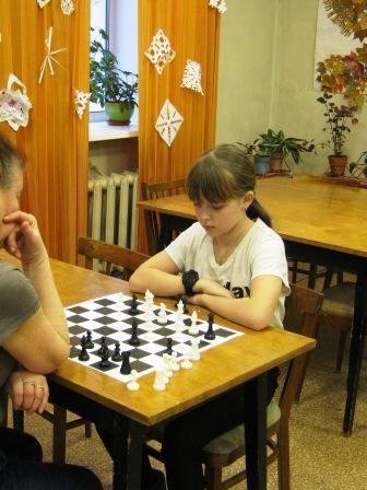 Играли в шахматы